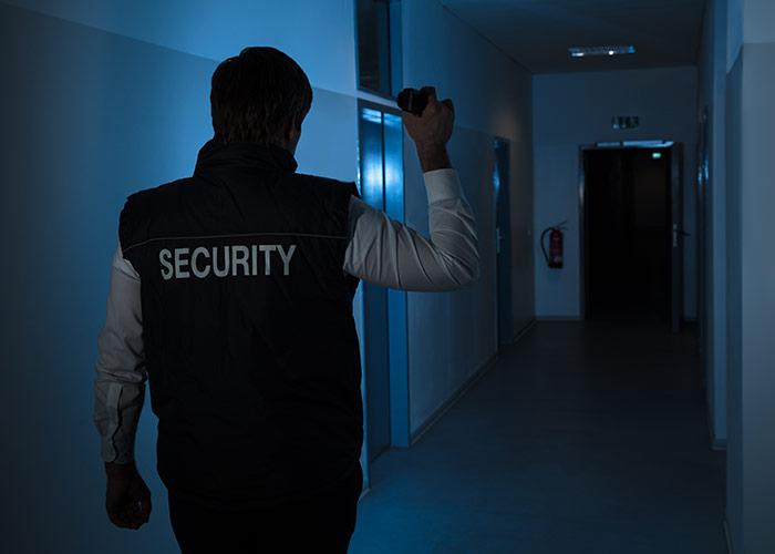 Intervention sur alarme à Saint-Varent